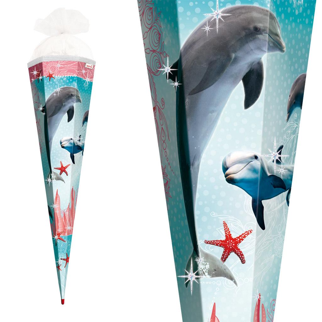 delfin schultüte